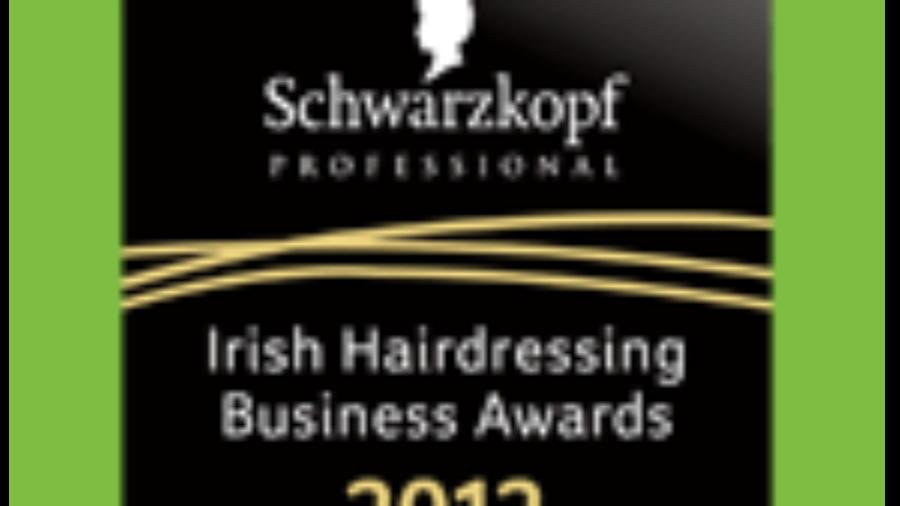 "Irish Hairdressing Business Awards"" 2012, Schwarzkopf,"